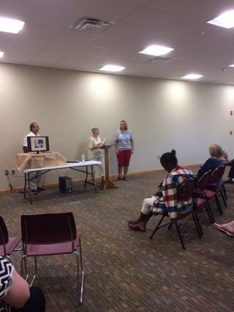 FOLKSTON LIBRARY LECTURE WAS A BLAST!!!!