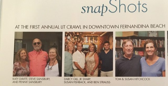 J.R.SHARP AND HIS BETA TEAM MAKE THE CITY MAGAZINE
